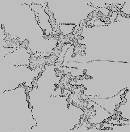 Схема Истринского