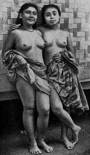 бирманки порно