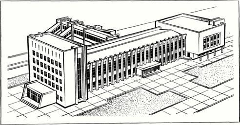 Пассажирские здания строят из