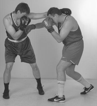 Картинки по запросу фото встречный  удар в боксе