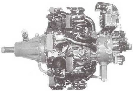 Мотор М-82, 1941 г.