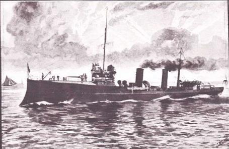 подводная лодка боткина