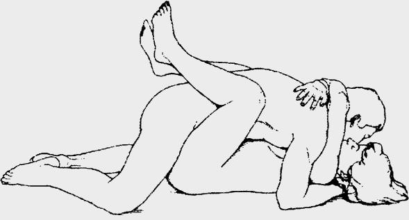 Пионерская поза в сексе
